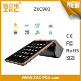 Zkc900 Dual Screen Android Tablet with Integrated Printer NFC/RFID Scanner