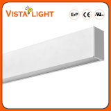 Aluminum Extrusion 30W LED Pendant Linear Ceiling Light