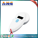 Rt100V8 Bluetooth Handheld Animal Ear Tag Reader for Animal Tracking