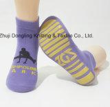 Trampoline Cotton Anti-Slip Non Skid Non-Skid Sock Sport Sock