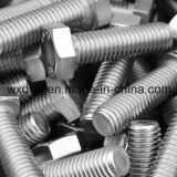 DIN 933 Stainless Steel Hexagon Head Hex Thread Bolt Nut
