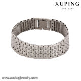 Bracelet-34 Fashion Jewelry Cool No Stone Simple Big Stainless Steel Bracelet