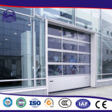 Transparent Sectional Door