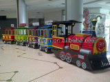 Lovely Trackless Train for Amusemnt for Sale