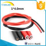 Mc4X4mm2 600/1000V/2000V Solar Cable Connector UL&TUV Certifiction R&B