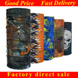 Promotional Cheap Custom Bandana Printing Fashion Polyester Multi Scarf