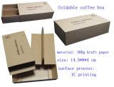 Coffee Packing Boxes/Kraft Paper Coffee Box