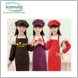 Custom High Quality 80% Polyester Baby Aprons for Gift