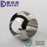 Hollow Steel Ball 52100 Chrome Finished for Ball Valve