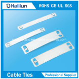 Superior Corrosion Resistance Stainless Steel Cable Marker Plate 9.5mm*89mm / 19mm*89mm