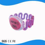 Waterproof Spring 125 kHz RFID Bracelets