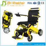 Lightweight Folding Aluminum Electric Wheelchair