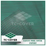 PP Material Safety Mesh Swimming Pool Covers