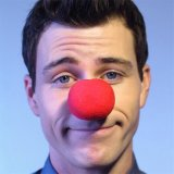 Foam Clown Nose for Party