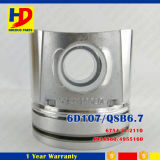 Engine Parts 6D107 Piston with Pin in Stock with OEM No (6754-31-2110)