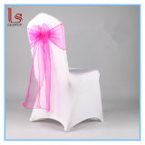 Standard Size Chair Cover/Wedding Chair Organza Sash