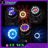 Stage Light 19PCS 15W B-Eye Moving Head LED