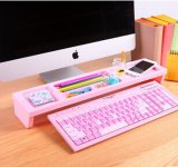 Fashion Colorful Space Desktop Organizer