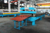 3D Color Steel Tile Roll Forming Machine