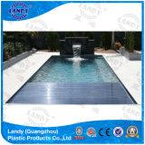 Transparent Slats Automatic Pool Covers Landy Factory