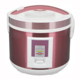 Straight Body Stainless Steel Rice Cooker