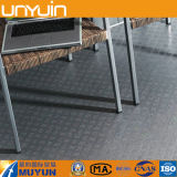 Water Resistant PVC Steel Plate Series Flooring