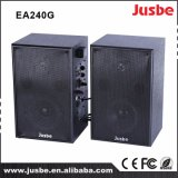 Jusbe Ea-240gii 50watts 4 Ohm Multimedia 2.0 Active Monitor Speaker 2.4G Wireless Tech for Teaching Office Audio Sound System