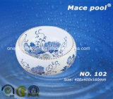 Fashion Colors Different Style Wash Basin Bowl (102)