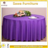 2017 Latest Design Popular Purple Table Cloth