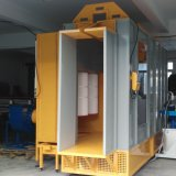 Colo Filter Powder Spray Booth System for Sale