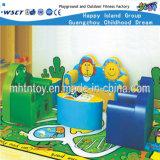 Children Furniture Kindergarten Sofa Table and Chair Set (HF-09805)
