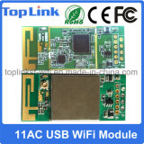 Top-5m01 802.11AC 433Mbps Mt7610u Dual Band USB WiFi Module for Android Device
