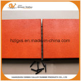 Anti-Shock Playground Rubber Flooring Mats Rubber Tiles with Plastic Pins