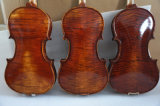 10 Years Dried Solid Flamewood Advanced Antique Violin