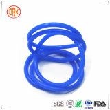 Blue Customized Silicone Rubber O-Ring