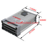 12V400W Rainproof LED Driver with PWM Function (HTX Serires)