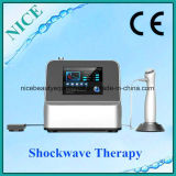 Portable Electric Stimulation Acoustiv Shock Wave Medical Physiotherapy Equipment Sw8