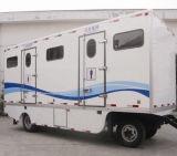 Fast Construction Trailer-Mounted Toilet Van