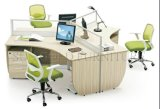 Modern Office Furniture 3 Person Office Cubicle Workstation (SZ-WS244)