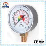 High Precision Low Pressure Gauge Supplier Mini Air Pressure Gauge