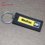 Cheap Custom Embossed Logo PVC Keychain for Gift