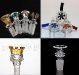 Gldg America Glass Slide Bowl for Glass Smoking Pipe