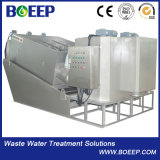 Filter Press Wastewater Treatment Machine