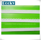Webbing Accessories Woven Tape Elastic Ribbon for Underclothes