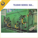 Cylinder Knitted Fabric Singeing Machine