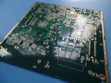 Printed Circuit Boards with 1.6mm Thick Immersion Gold in Microcontroller