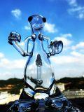 Wholesale 6 Inch Mini Small Oil Rigs Glass Art Pipe