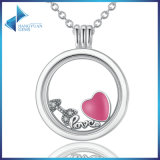 925 Sterling Silver Sterling Silver Pendants Floating Locket Necklaces