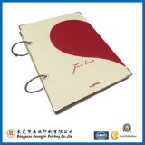 Color Paper Wrinting Notebook (GJ-NoteBook015)