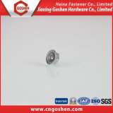 Stainless Steel 304 Serrated Flange Nut (3/4′′-10)